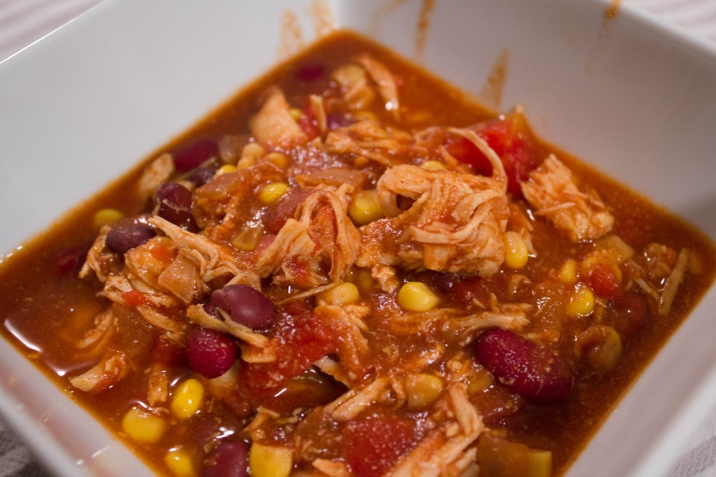 Crock Pot Chicken Taco Chili Recipes — Dishmaps