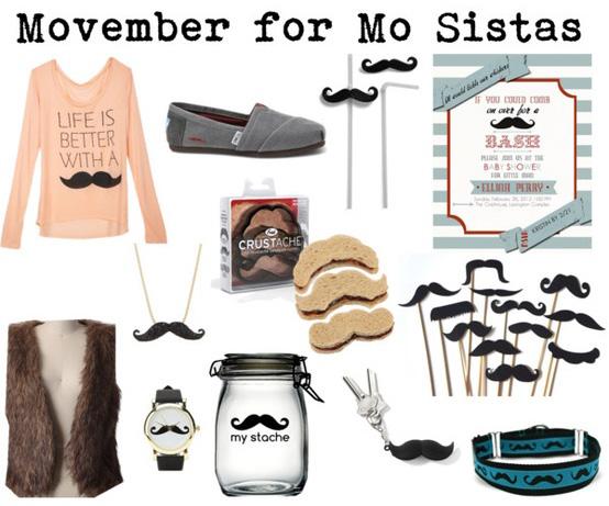 Movember, November