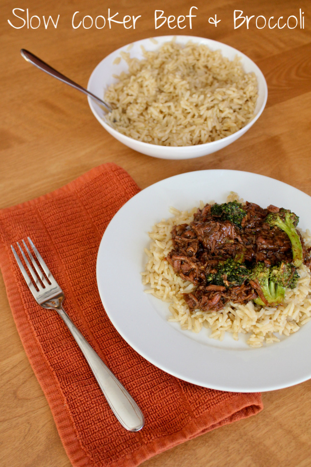 BeefandBroccoliSlowCooker