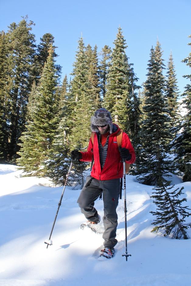 Snowshoeing-7